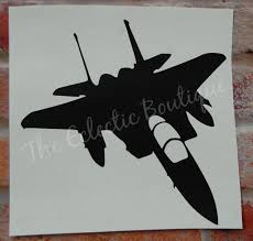 Vinyl Car Decal Strike Eagle F 15e Top View Etsy Car Decals Vinyl Custom Vinyl Decal Car Decals