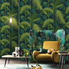 coconut leaf wallpaper green plant