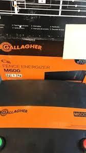 Livestock Supplies Gallagher Fence