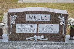 Polly Wells (1931-2000) - Find A Grave Memorial