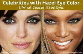 hazel eyes what determines hazel eye color