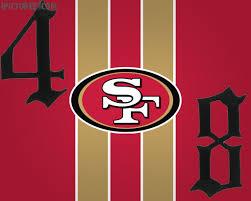 san francisco 49ers logo iphone 6 wallpaper