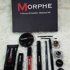 morphe set of 9 piece of makeup fashion