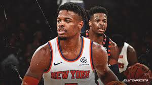 Knicks news: Dennis Smith Jr. reacts to taking yet another DNP-CD