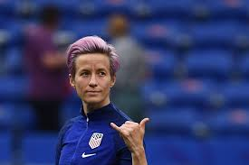 Thiessen: Megan Rapinoe is harming the fight for gender equality – The  Mercury News