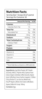 paleo thin protein powder egg white
