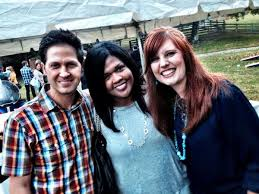 """Wes Hampton on Twitter: """"Andrea and I met the beautiful @cecewinans today!  http://t.co/wjJfT1xeIu"""""""
