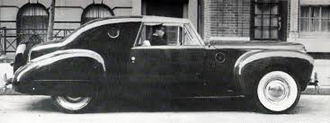 Lincoln Continental (1941): Raymond Loewy - Blog