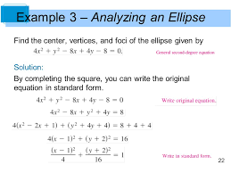 conics parametric equations and polar