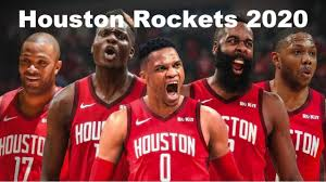 Houston Rockets Roster for NBA 2019 ...