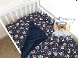 train thomas trucks toddler bedding set