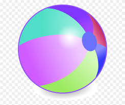 Tropical Beach Clip Art Free Beach Clipart Beach Ball Free Clip ...