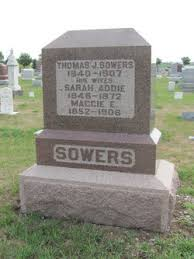 Thomas Jefferson Sowers (1840-1907) - Find A Grave Memorial