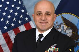 Navy Names Fleet Master Chief Russell Smith as New Top Enlisted ...
