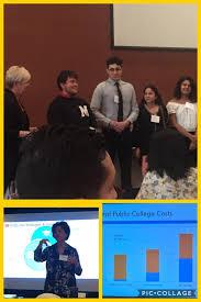 "Priscilla Enriquez on Twitter: ""Learning in @BakersfieldCaL at  @CollegeFutures Kern Community Fndn #collegeattainment #firstgen @sacregcf…  """