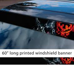 Buy 60 Stormtrooper Galactic Empire Flame Dark Force Star Wars First Order Sun Strip Printed Car Vinyl Sticker Decal