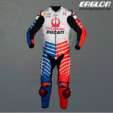 Francesco Bagnaia Ducati Paramac MotoGP 2019 Leather Suit in 2020