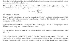 fundamental iterative method