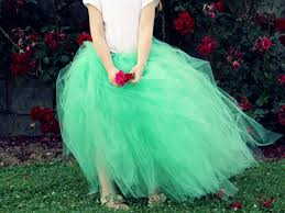how to make a classic tulle tutu how