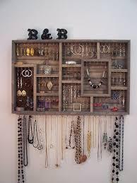 jewelry organizer wall hanging von