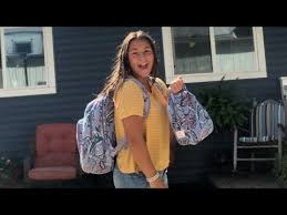 What's in my backpack 2019 BACK TO SCHOOL!! - YouTube
