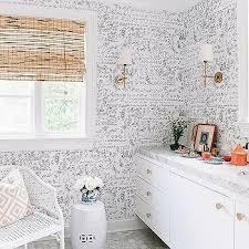 saul steinberg aviary wallpaper design