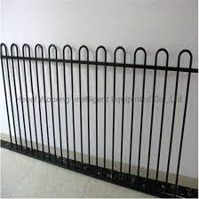China No Dig Modern Design Garden Security Aluminum Steel Fence Panel China Fence Steel Fence