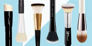 6 best foundation brushes according to