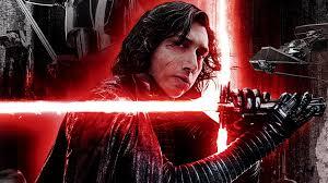 kylo ren lightsaber star wars the last