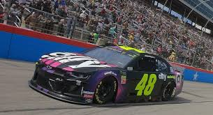 Top-Five Finish for Jimmie Johnson at Texas | MRN
