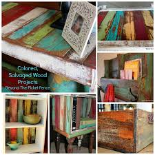 Tasty Colorful Wood Cravings Beyond The Picket Fence Salvaged Wood Projects Reclaimed Wood Projects Wood Projects
