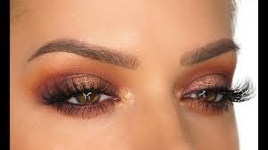 bronze makeup look saubhaya makeup