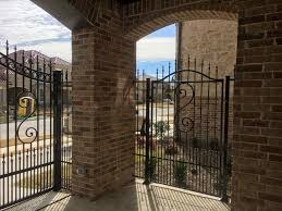 Wrought Iron Fences Lifetime Fence Company Steel Fences Steel Gates