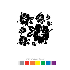 Jeep Flowers Decal Graphics Jeep Gear
