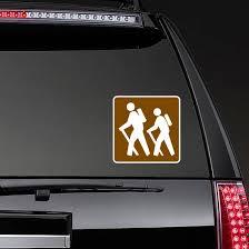 Hikers Sticker