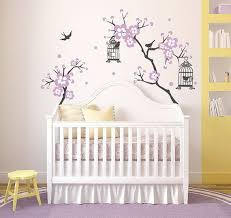 Realistic 3d Look Wall Decals Baby Girl Nursery Home Cheap Solution