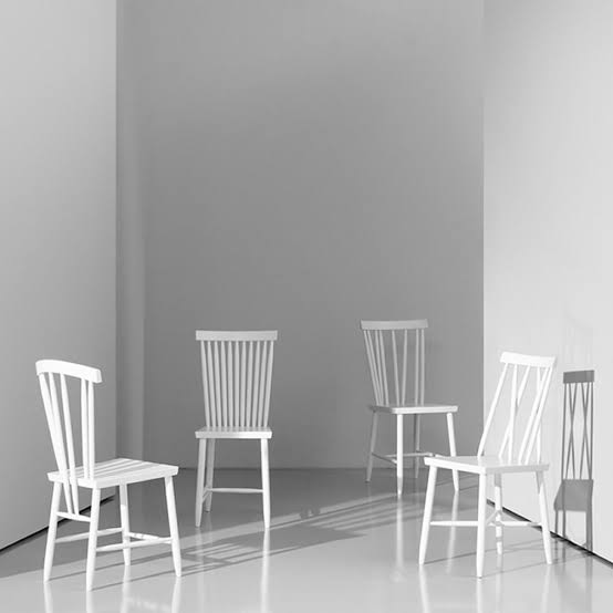 designhousestockholmcom Family chairs white