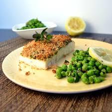 Parmesan Pesto Halibut