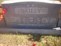 Wilma Maxine Ivy Bailey (1924-2015) - Find A Grave Memorial