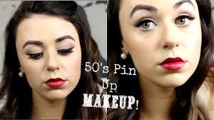 1950s eye makeup tutorial saubhaya makeup