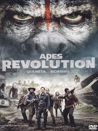 Amazon.com: Apes revolution - Il pianeta delle scimmie [Import ...