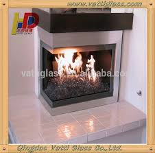 fireplace glass doors heater fireplace