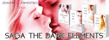 Jennifer L. Armentrout Spain: Saga The Dark Elements