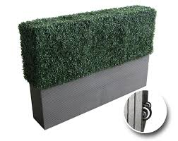 Artificial Hedges In Planters Boxwood Hedging Planters For Wholesale