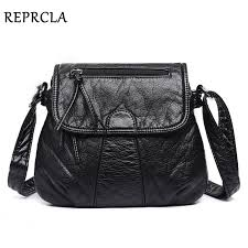 soft pu leather cross shoulder bags