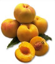 Frutas -MELOCOTÓN-