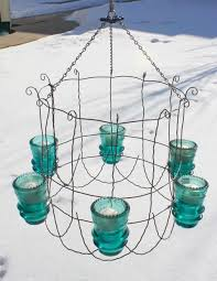 30 creative ideas using vintage glass
