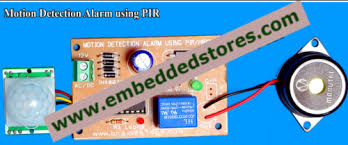 diy motion detection alarm using pir