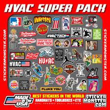 Hvac Sticker Ebay