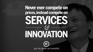 innovative work quotes jack ma quotes on entrepreneurship